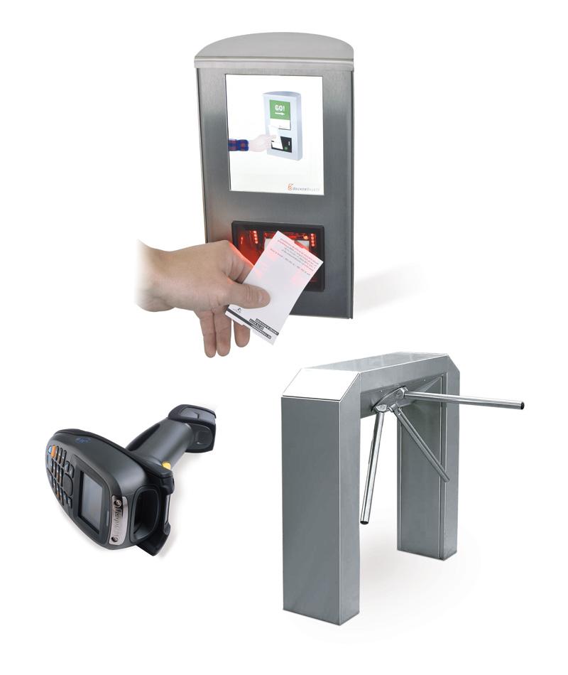 Beckerbillett Zutrittssysteme