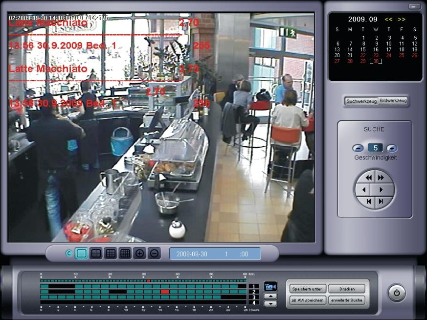 Videoüberwachung MB